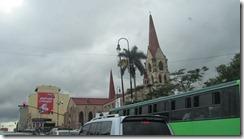 Church and santa