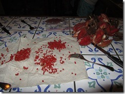 Achiote seeds