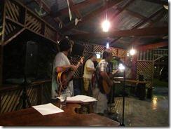 Bar Pen band with Carter