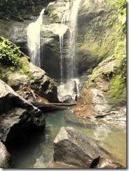 Volio waterfall